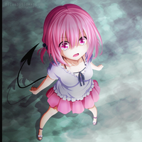 Momo Bella Deviluke - That Beautiful by Ric9Duran