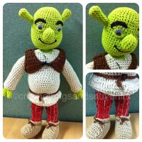 Shrek by handfree