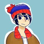 stan marsh by HappyMintTea