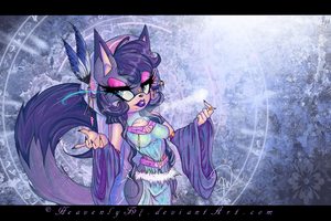 Sephora .: Celestial Sorceress :. by HeavenlyF97