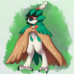 PKMN- Decidueye by Quarbie