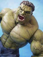 Hot Toys Hulk by cusT0M