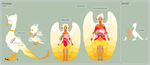 SoF - Penelope Reference Sheet by theRainbowOverlord