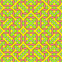 Thirds tangle by markdow