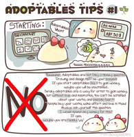 Adoptables TIPS - #1 by Piffi-adoptables