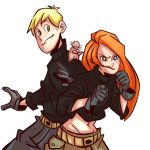 Kim possible by littlefoxproductions