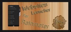 Websites launcher V2 by DijaySazon