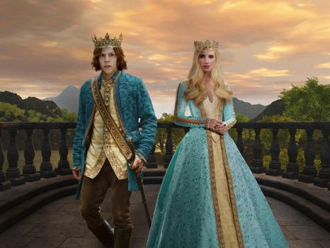 King John and Queen Jessie by Rumple4me2