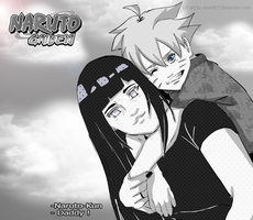 Hinata and Boruto Naruto-Kun and Daddy by Sarah927