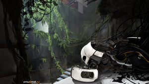 GLaDOS's Blood by LimonTea