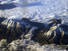 563 - mountains by WolfC-Stock