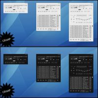 Gramp Skin For Winamp by dubbb