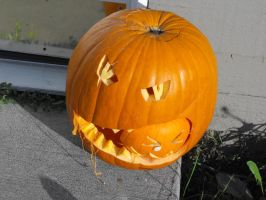 Stock: Evil Pumpkin by Stock-By-Michelle