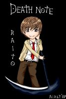 Chibi Raito +for Mai Takeru+ by frecklesmelody