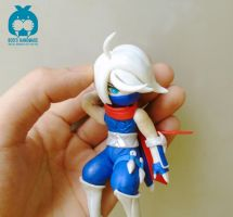 Susano Clay figure - Summoners War by Booshandmadeshop