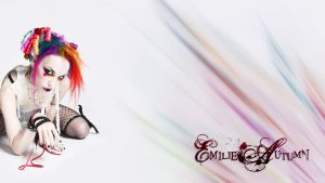Emilie Autumn Wallpaper by Dead-Standing-Tree