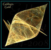 Goldey's Gold Ornament by Goldey--Too