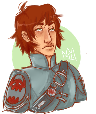 Hiccup by spooningthefrog