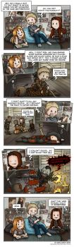 Skyrim: Three Kinds Of People by Isriana