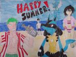 Happy Summer! by FlyingLion76