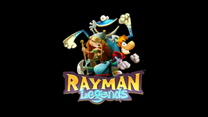 Rayman Legends Wallpaper by SquizCat