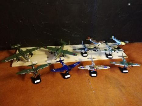 Cobi WW2 Plane Collection by MCHONI