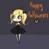 Happy Halloween by fanybunny