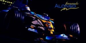 Alonso 2006 signature by Triinukas