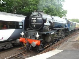The Perthshire Tornado by rh281285