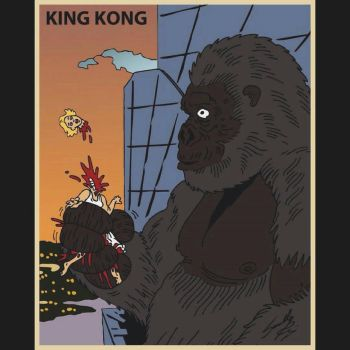 King Kong.  ( OOPS ) by L00U