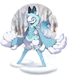 Winter Scarfox OTA (closed) by Kawiku