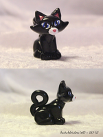A little cat for my grand-mother ^^ by AnimalisCreations