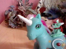 MLP Custom Candy Pony and Sugar pic 8 of 8 by FlutterValley