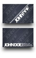 Designer Business Card by Freshbusinesscards