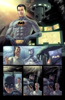 batman sample color by Rennee