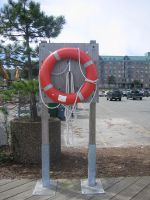 Life Preserver Station by Tari-Stock
