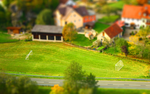 Football-ground tilt shift by hans64-kjz