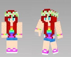 New Mine Craft Skin by mine-crafted
