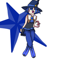 dokapon mage by GearFighter