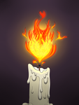 9. Candles by silver-phoenix103