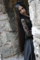Gothic 8 by Harpist-Stock