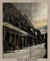 New Orleans by gregoriousone
