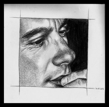 Close Up Portrait of Senna by HLea33