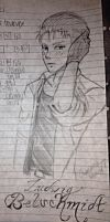 Ludwig on my HW AGAIN by XxLuvDarkMusicxX