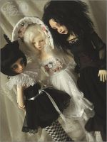.ladies of the dollhouse. 02 by haitsu