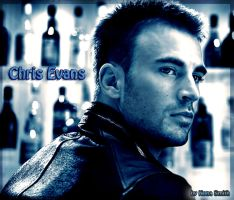 Chris Evans by nonasmith