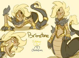 Brimstone Fusion by TheDracoJayProduct