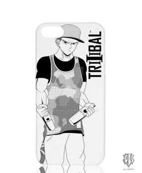 iPhone 5 case 7 by kidTRIBAL