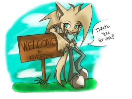 Welcome ! by Zubwayori