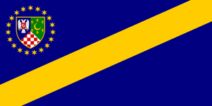 Alt Flag - Confederation of Bosnia and Herzegovina by AlienSquid